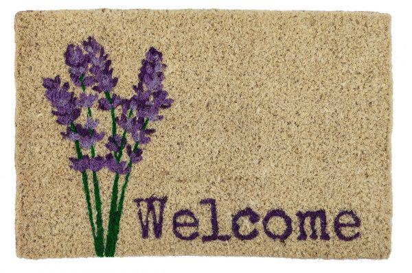 1078S Lavender Welcome EU flat