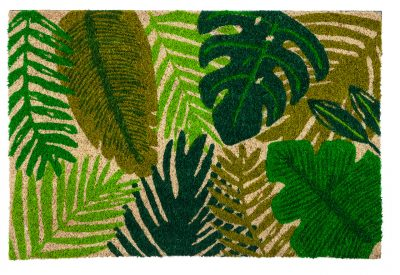 P2167 Tropical Leaves EU flat