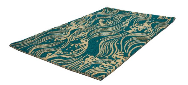 Victoria and Albert Museum Waves Large Coir Doormat